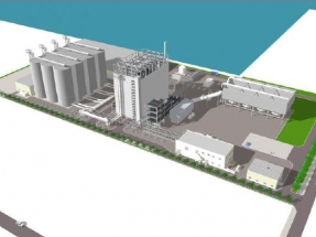 Work Started on the Construction of the Omaezakikou Biomass Power Plant
