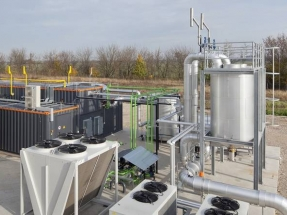 ETW Biomethane Plant in France Now Operational