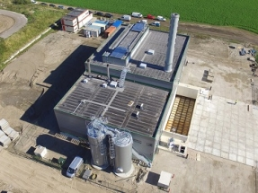 15 MWth Biomass Heat Plant in Lelystad Begins Operation