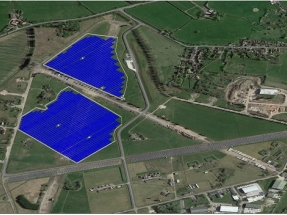 UK to See First Unsubsidized Industrial Solar Park