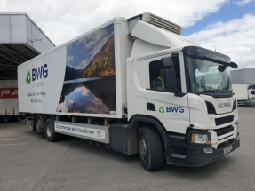 BWG Launches a Fleet of Biogas Delivery Vehicles in Ireland