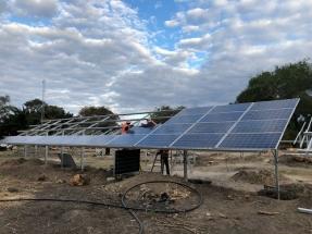 CRONIMET Breaks Ground on PV + Storage Plant in Namibia