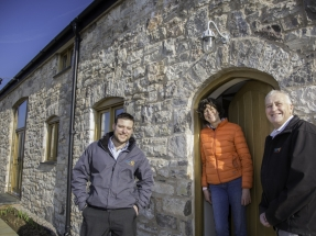 Taxman's Historic Home Gets a Green Makeover
