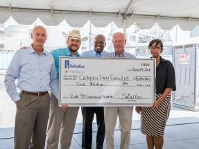 Calgren Completes California Dairy Renewable Natural Gas Facility