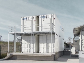 CellCube Delivers Energy Storage System for Germany
