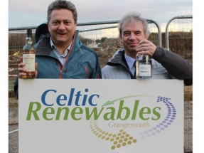 Celtic Renewables to Build Whiskey Residue Biofuel Plant