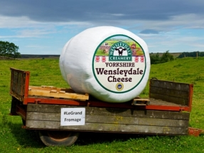 Iona Capital in partnership with Wensleydale Creamery to produce energy from cheese by-product