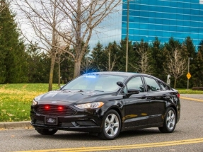 Ford Introduces Hybrid Vehicle for Law Enforcement and Government Customers