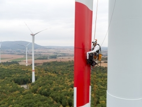 EUDP Supported Project Aims to Reduce Risk and O&M Costs of Wind Turbine Blades