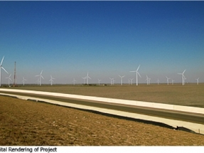 Sammons Renewable Energy Acquires Texas Wind Project