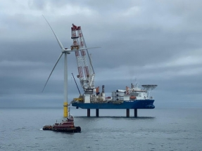 Dominion Energy Completes Construction of First Offshore Wind Project in U.S. Federal Waters