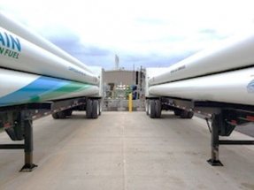 First in the U.S. Renewable Natural Gas Offloading Station to Receive First Load of Biogas This Week