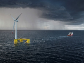 Marine-I Event Marks Crucial Stage in Development of Floating Offshore Wind