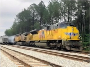 $15 Million Rail Link Helps Drax Reduce Supply Chain Emissions