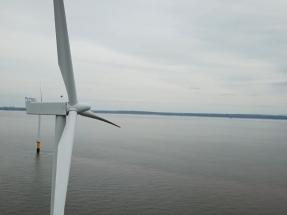 Ørsted reduce un 85% el tiempo de inspección de las palas de sus aerogeneradores marinos empleando drones