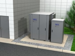 NEC Completes Energy Storage System for Consumers Energy