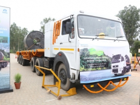 Tata Steel Pioneers Deployment of EVs for Transportation of Finished Steel