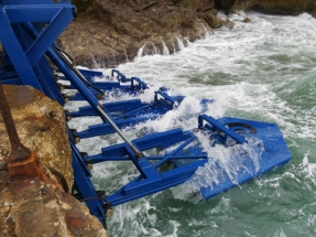 Eco Wave Power Wins the Global Innovation Award 2021