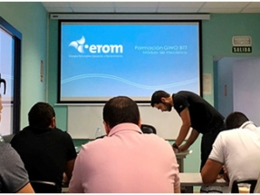 EROM Training Center Authorized by Global Wind Organization
