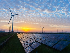 ØrstedBegins Construction on Combined Wind and Solar Project