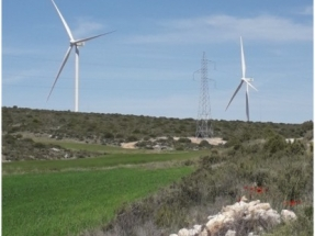 EGPE Connects Four Wind Farms in Zaragoza