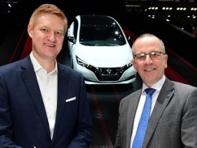 E.ON and Nissan Form Strategic Partnership