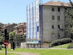 """Euskadi quiere un parque público de viviendas de alquiler de consumo energético casi nulo """"a medio plazo"""""""