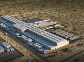 Facebook Data CenterInstallation in Los Lunas Lifts Local Economy