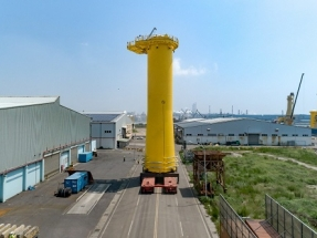 ALE-Giant Partner on Turbine Foundations for Formosa 1 Wind Farm