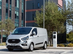 Study FindsHybrid Electric Vans Present Practical Solution for Cleaner Air in Cities