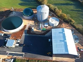 Total Acquires French Company Fonroche Biogaz