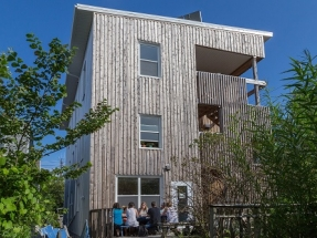 Ecology Action Centre Receives Canadian Clean50 Top Project Award