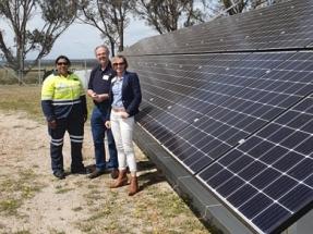 Horizon Power Delivers Australia's First Off-Grid Renewable Solution