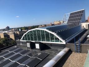 Trinity Property and Solar Design AssociatesPartner on Harvard Square PV Project