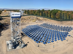 Heliogen Achieves Breakthrough Temperatures from Concentrated Sunlight