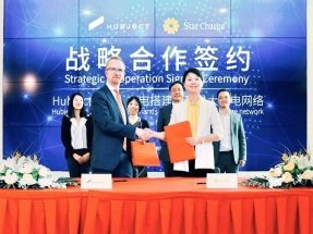 Hubject and Star Charge Partner on Charging Network