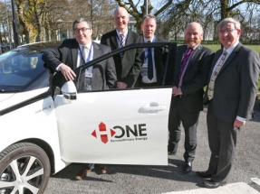 Hydrogen Presents Huge Opportunities in NI's Green Energy Transition