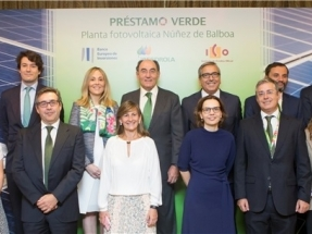EIB and ICO Sign Green Financing Deal with Iberdrola