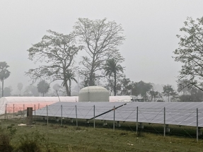 TP Renewable Microgrid Inaugurates First 5kW Biogas Generating Plant in Bihar