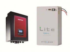 Ingeteam Hybrid Inverter Now Compatible with Freedom Won High Voltage Batteries