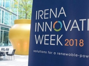 IRENA Innovation Week Aims to Help Shape Future Renewable Energy System