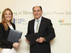 EIB Finances Iberdrola