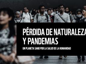 WWF: tener un planeta sano es nuestro mejor antivirus