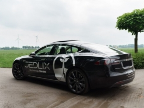 Next Kraftwerke and Jedlix Launch Project Using Electric Car Batteries for Grid Stability