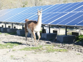 First Hydroelectric-Solar Microgrid in Patagonia