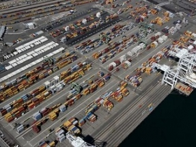 Tritium and Stäubli to Install Largest Automated EV Charging System at Port of Long Beach