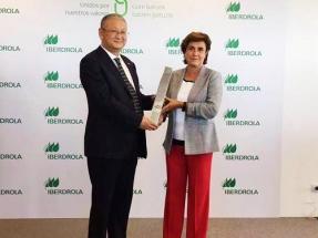 "LONGi Receives ""Best Equipment Supplier Award"" from Iberdrola"