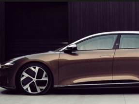 Lucid Air Introduces Its New Luxury Electric Sedan