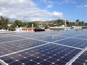 Maximo Solar Energy Company Receives Major Award