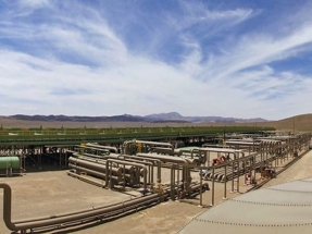 Tungsten Mountain Geothermal Power Plant Now in Operation